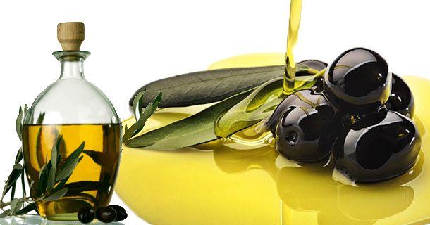 Маслини і оливкове масло