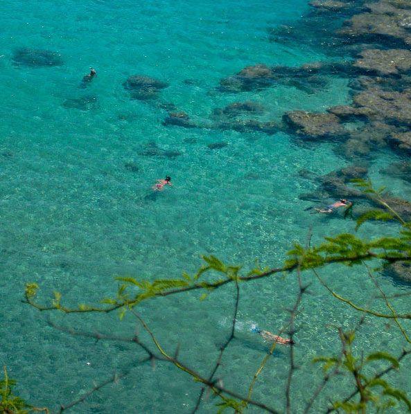 35 унікальних місць планети, які здивують кришталево чистою водою