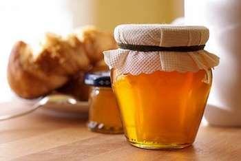 Баночка з медом