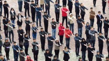 Айкуне - вправи для здорового хребта