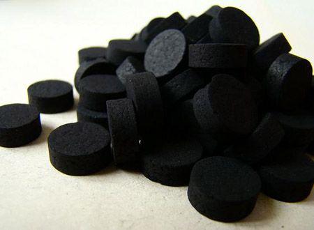 Активоване вугілля - відмінний засіб для очищення організму