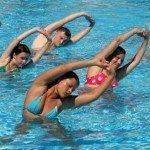 Аква-фітнес - краса, здоров`я, стрункість!