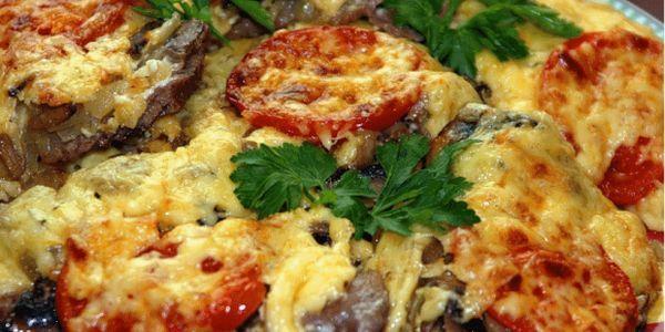 Рецепти приготування м`яса по-французьки в мультиварці