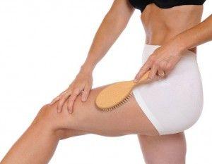 Антицелюлітний масаж, вплив на шкіру, прийоми і періодичність виконання процедур