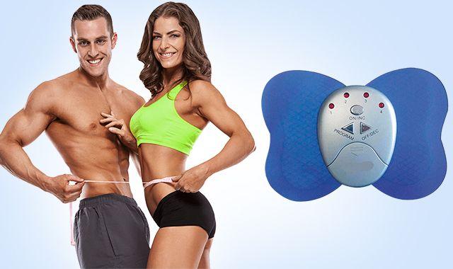 Характеристики Batterfly Massager миостимулятора для схуднення