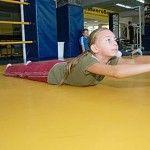 Бодіфлекс: вправу «човник»