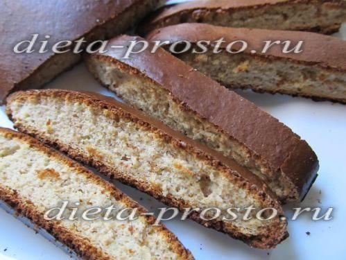 хлібні палички рецепт