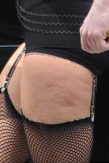 Целюліт у lady gaga + фото. Особистий спортзал її не рятує.