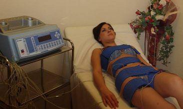 Целюлоліполіз: в процедурі використовуються електроди.