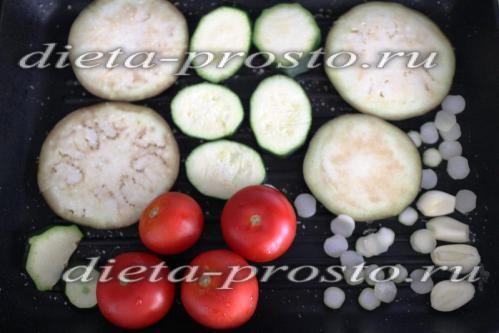 обсмажити інші овочі