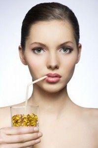 Вітамін Е для краси жінок
