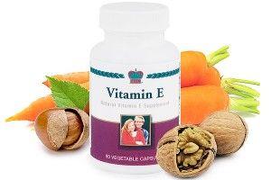 Вітамін Е при клімаксі