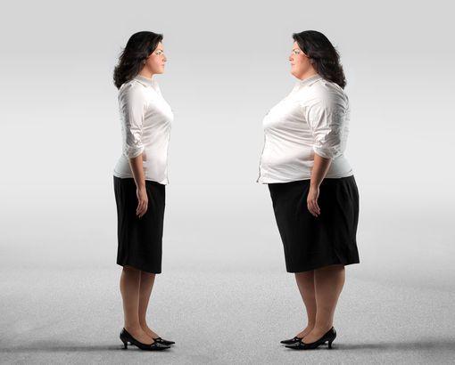Надмірна і нормальну вагу