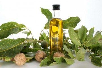 Чудодійні властивості олії з горіхів