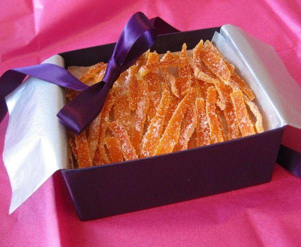 Цукати з апельсинових кірок: легкі рецепти домашніх солодощів