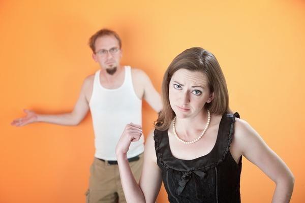 Чи повинна жінка терпіти хамство чоловіка?