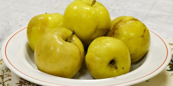 Домашні рецепти мочених яблук