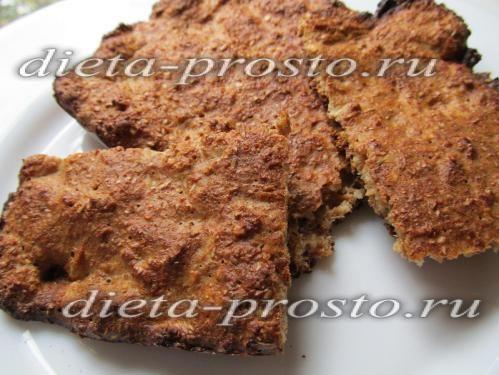 хліб з Дюканов
