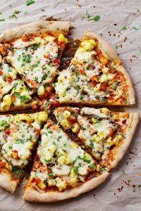 Фантазійна піца: 4 рецепта без тесту