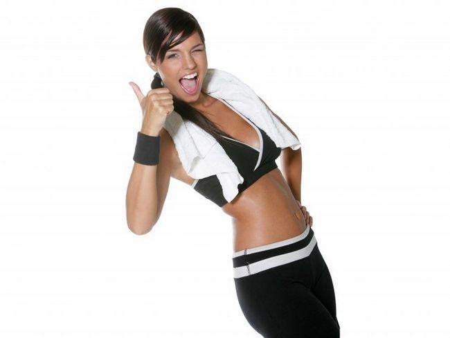 Фітнес для схуднення. Вправи, відео, відгуки