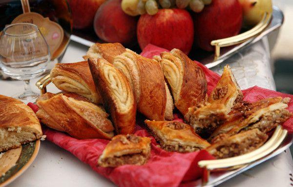 Фото-рецепти кавказької кухні - пізнай кращі традиції