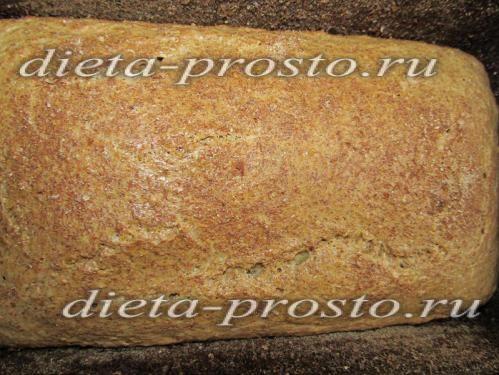 Дістати з духовки хліб