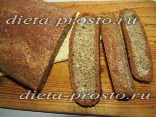 хліб на соді