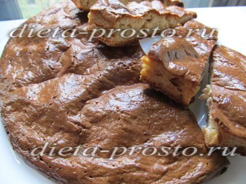 хліб з Дюканов з висівок