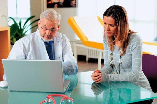 Хронічний цервіцит - причини і клінічна картина