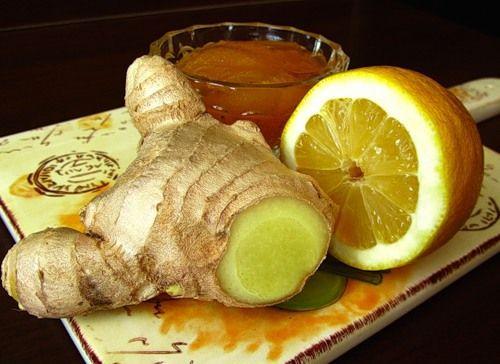 Імбир і мед для схуднення