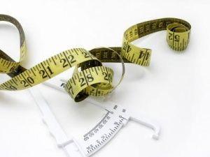 Індекс маси тіла і відсоток жиру