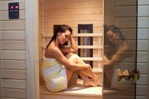 Інфрачервона сауна: худнемо і очищаємо організм