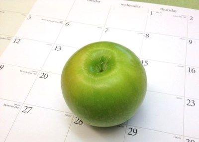 Якого можна чекати ефекту від розвантажувального дня на яблуках?
