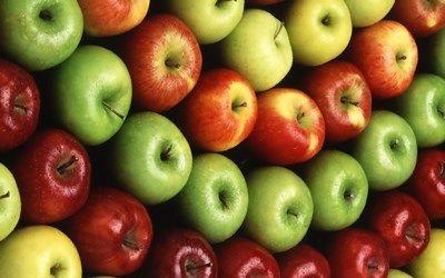 Традиційний разгруз на яблуках