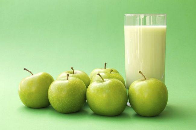 Яблука і кориця для очищення організму