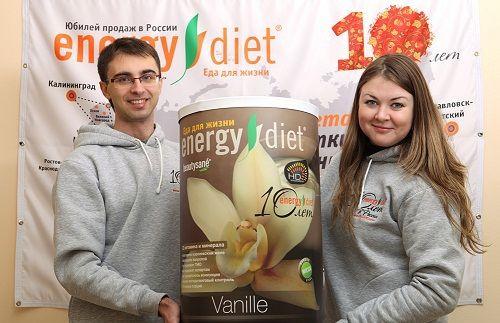 Енерджі дієт - докладний опис дієти. Програми, продукція, знайти відгуки і результати