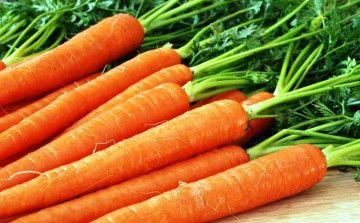 Ця дивовижна морква