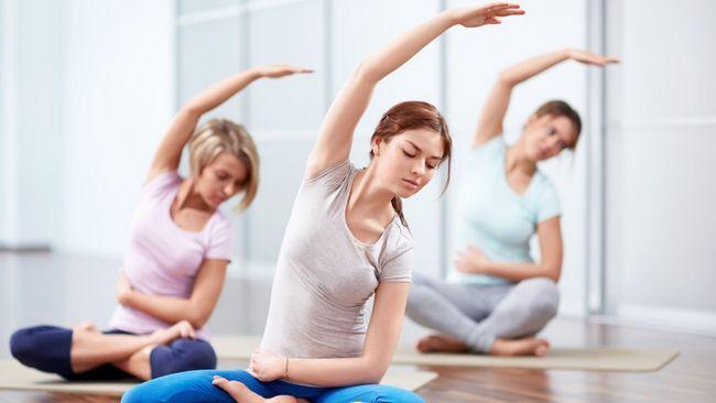 Йога для схуднення для початківців