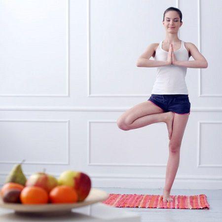 Йога для схуднення. Схуднення з йогою
