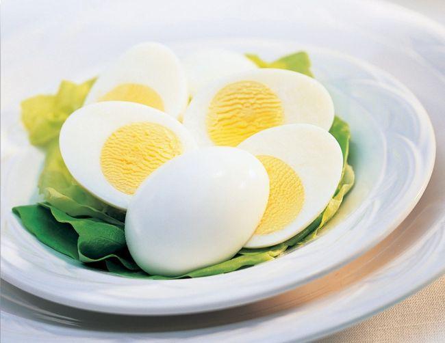 Як готувати яйця для дієти