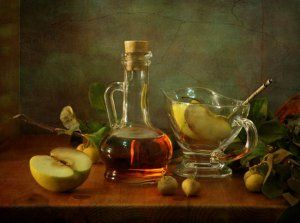 Як позбутися целюліту і зайвої ваги за допомогою яблучного оцту