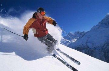 Як легко і швидко стати на лижі?