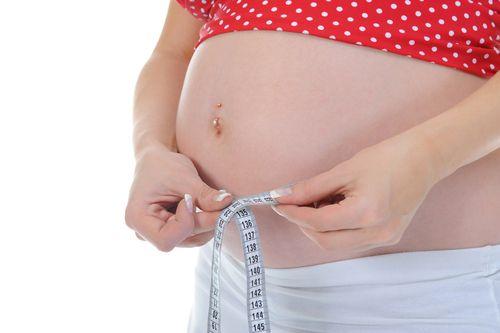 Вага у вагітних