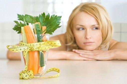 Як організувати дієтичне харчування для схуднення