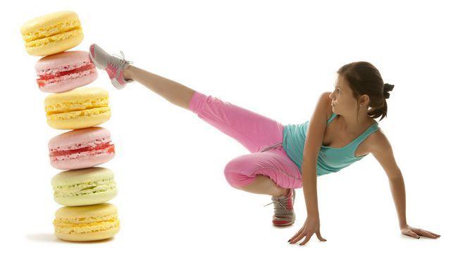 Як відмовитися від солодкого