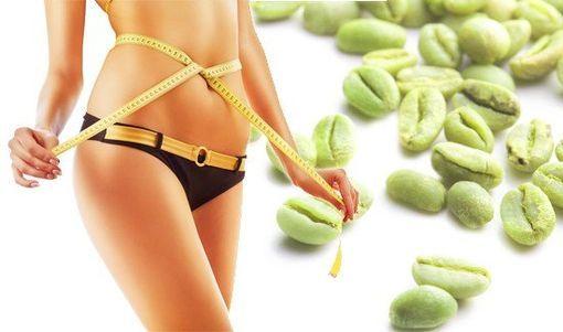 Як схуднути на дієті з зеленим кави