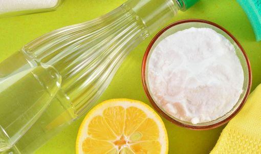 Сода і лимон