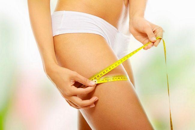Дієта для схуднення стегон і ніг