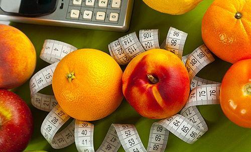 Як порахувати коридор калорій