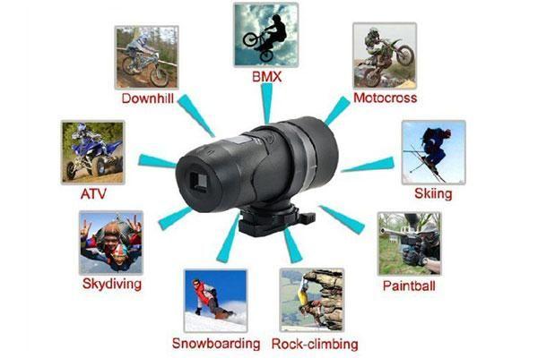 Як правильно вибирати action камеру?
